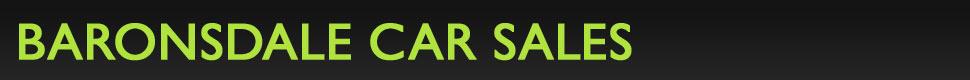 Baronsdale Car Sales