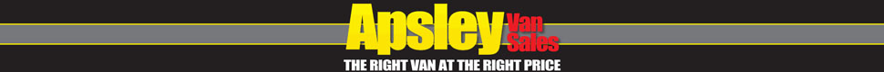 Apsley Van Sales
