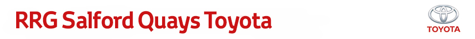 RRG Toyota Salford Quays