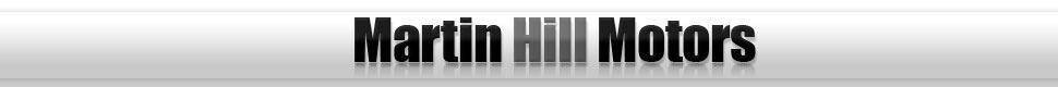 Martin Hill Motors