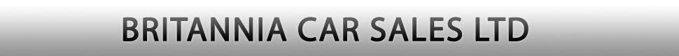 Britannia Car Sales Ltd