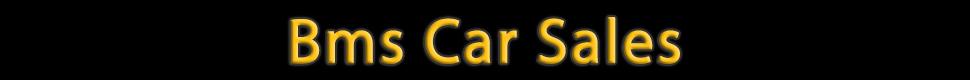 Bms Car Sales