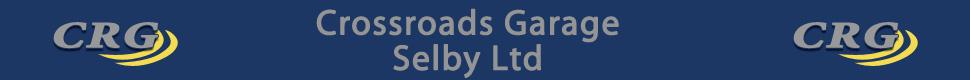 Crossroads Garage Selby Ltd