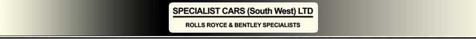 Specialist Cars (South West) Ltd