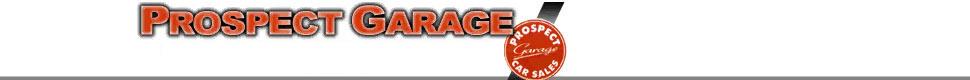 Prospect Garage Car Sales