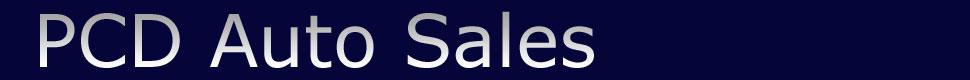 PCD Auto Sales