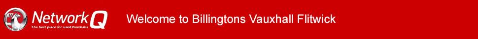 Billingtons Vauxhall Flitwick