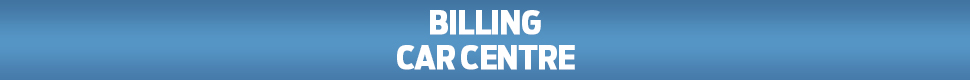 Billing Car Centre