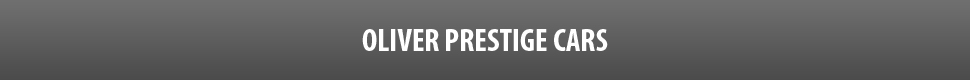 Oliver Prestige Cars Ltd