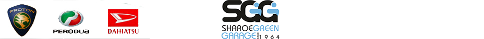 Sharoe Green Garage