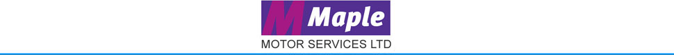Maple Motor Services Ltd