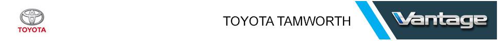 Vantage Toyota Tamworth