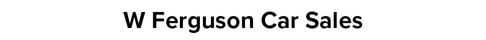 W Ferguson Ltd