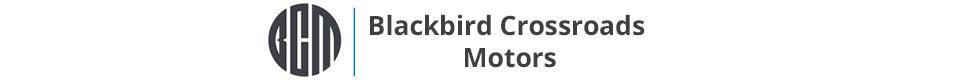 Blackbird Crossroads Motors Ltd