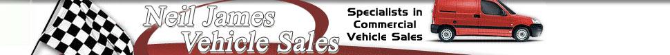 Neil James Vehicle Sales Limited