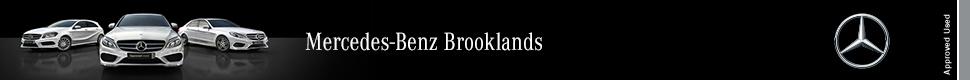 Mercedes Benz Brooklands