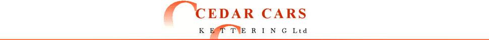 Cedar Cars Kettering Ltd
