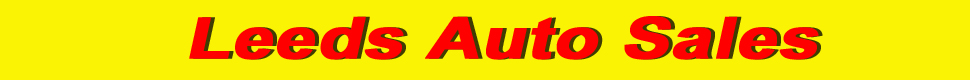 Leeds Auto Sales