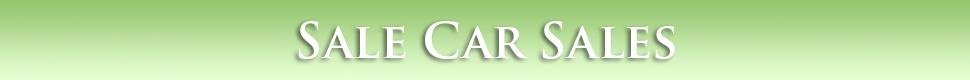 Sale Car Sales