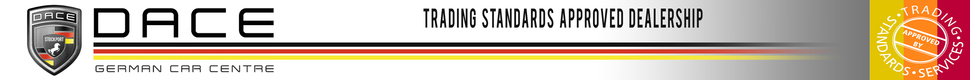 Dace German Car Centre - Trading Standards Approved