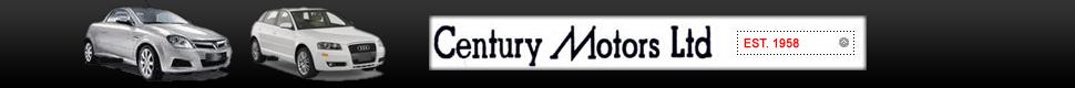 Century Motors Ltd Est 1958