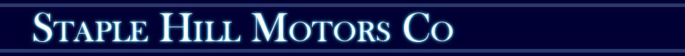 Staple Hill Motor Company